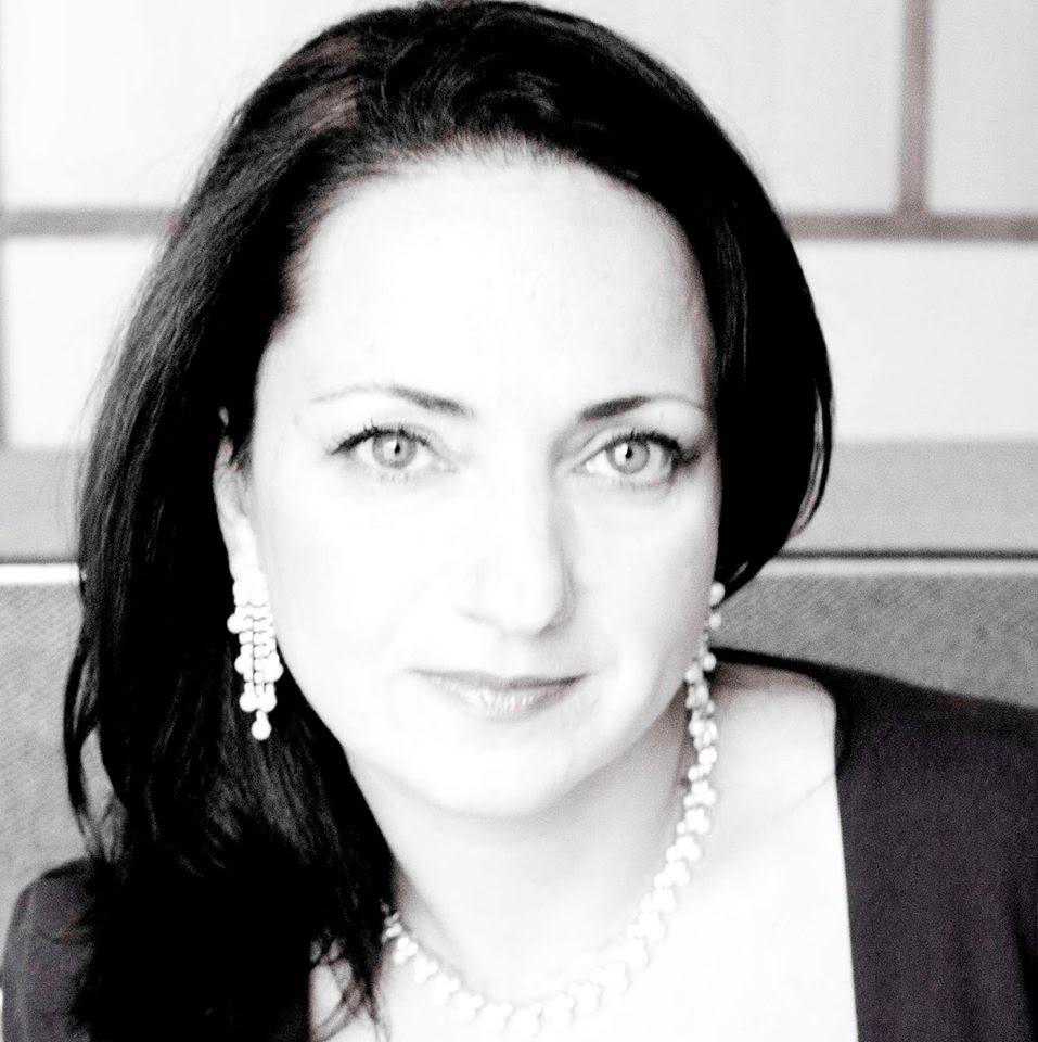 Anastasia Gai - Jury du concours de chant france Cordes-Aux-Voix 2017