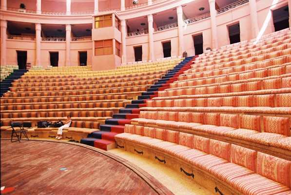 Theatre Royal de Marrakech - intérieur
